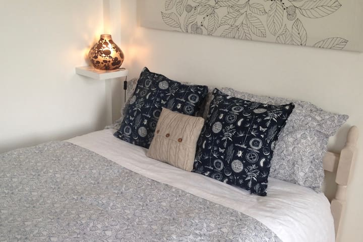 Comfortable, Simple & Modern Double Room