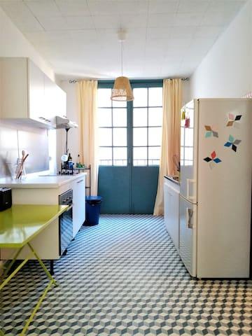 Appartement en plein coeur de Souillac 1er etage