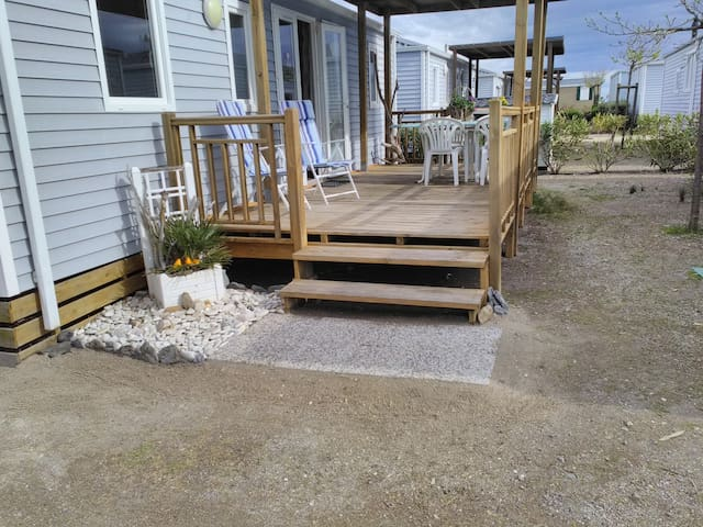 Mobile home camping 5*
