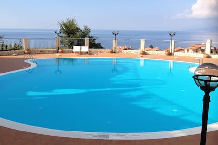 New apartments at the sea. Pizzo, Calabria. - Pizzo