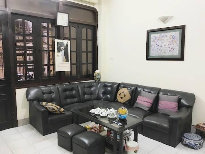 3 x private rooms - 10 mins from Hoan Kiem lake