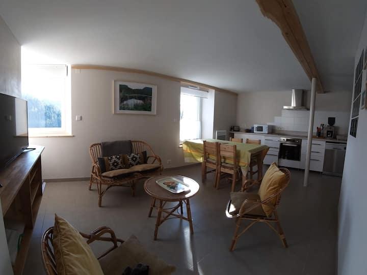 Le Cwârôge, appartement 3 étoiles