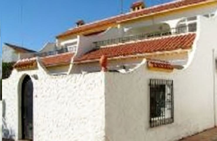 """Casa Urb. Pueblo Andaluz """"Roquetas de Mar"""" - Roquetas de Mar - Dům"""