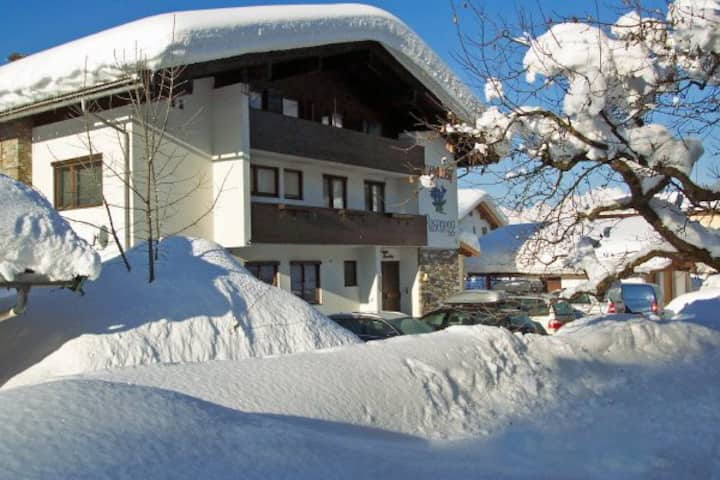 Chalet Rosenegg - Twin Room with Balcony