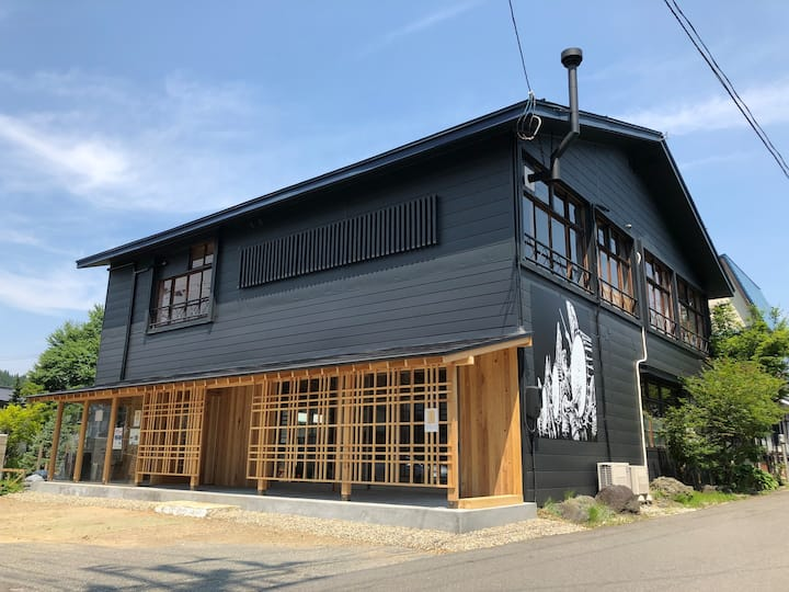 "yuzaka ""natural & sustainable inn"" - Twin B"