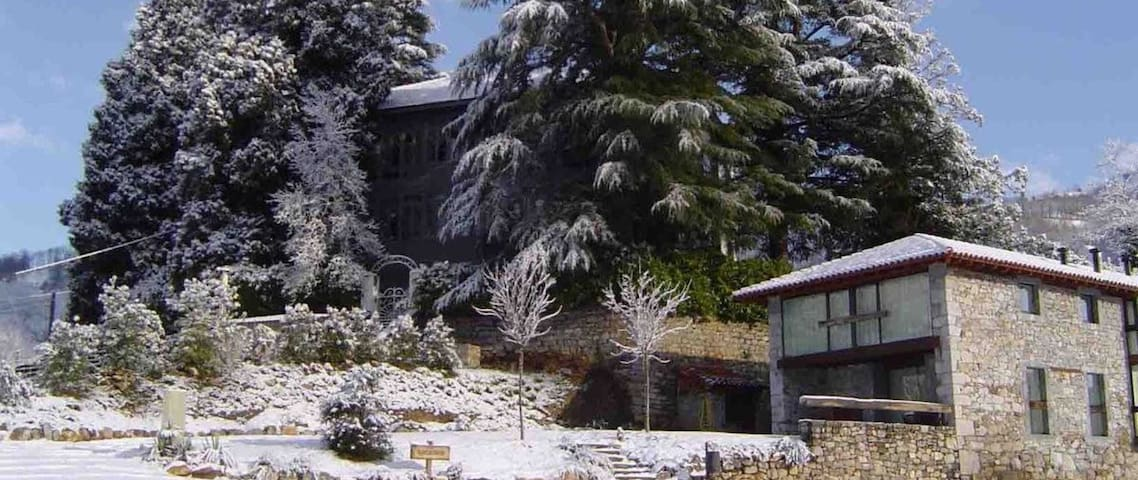 Casa Rural en Parque de Redes