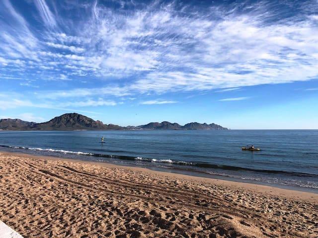 The seaside condo for you! 102 Conquistador -Beach
