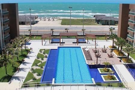 Apto de frente para o mar Praia do Futuro - Fortaleza - Wohnung