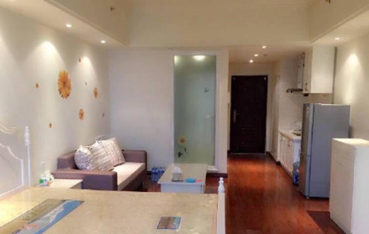余庆园美景房 - Nanping Shi - Lägenhet