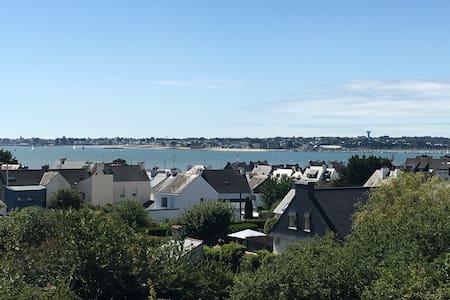 Maison de bord de mer, Bretagne Sud - Locmiquélic - 一軒家