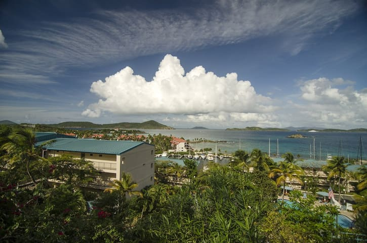 Breathtaking Views from Sapphire Village