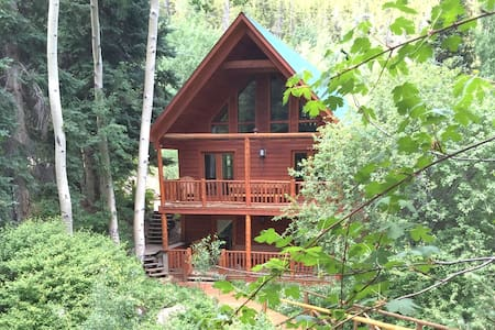 Spacious Monarch Cabin--4 Miles to Great Skiing!