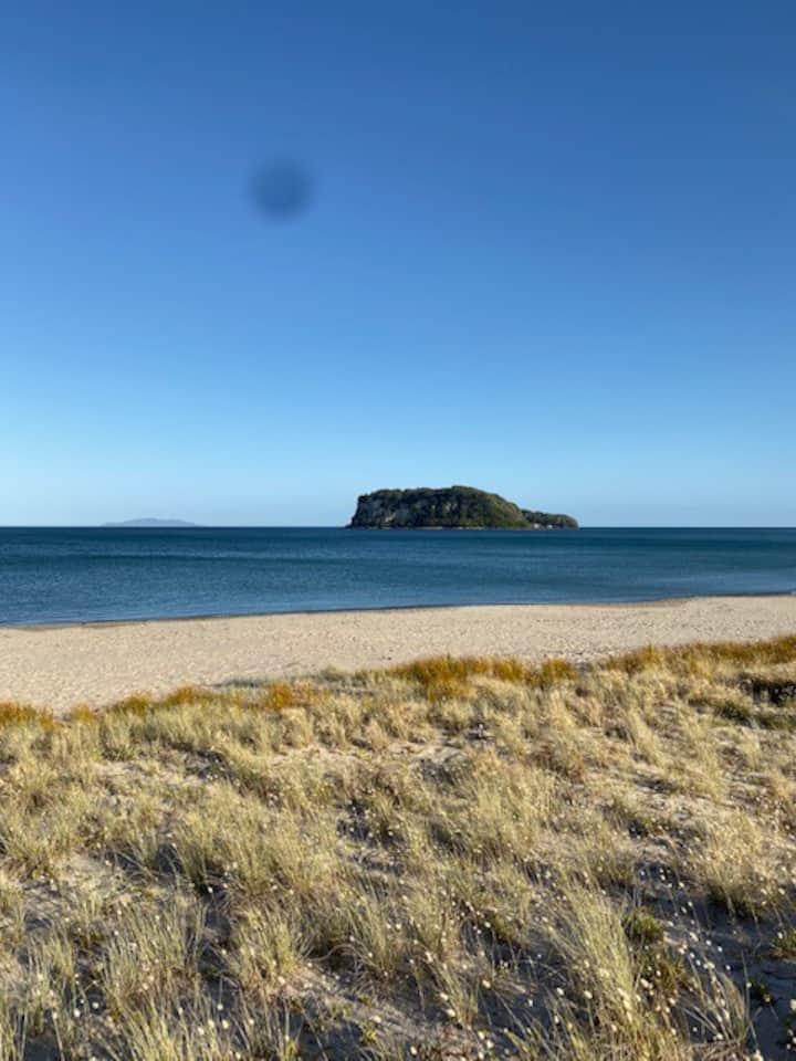 Whanga Beach Front