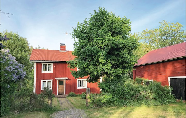 Stunning home in Vimmerby with 3 Bedrooms