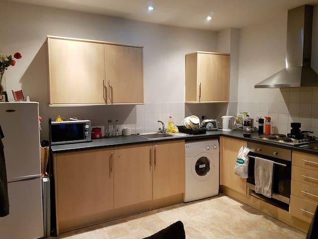 Cosy private apartment between City & Docks - Liverpool - Apartamento