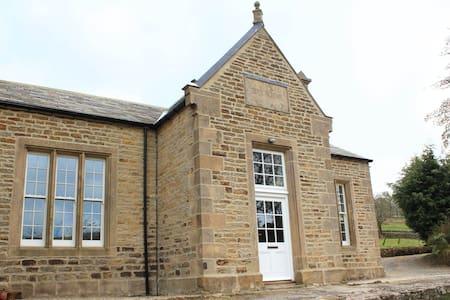 The Old Boys School,  Carrshield.