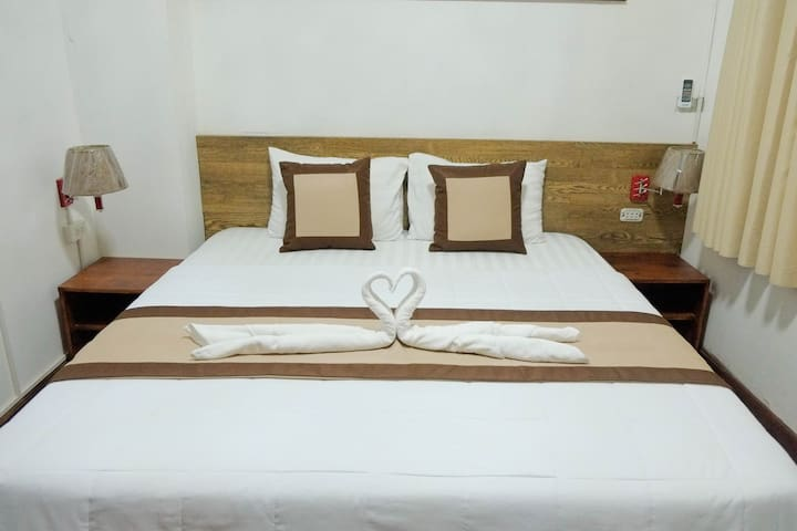 Double room with private entrance  1