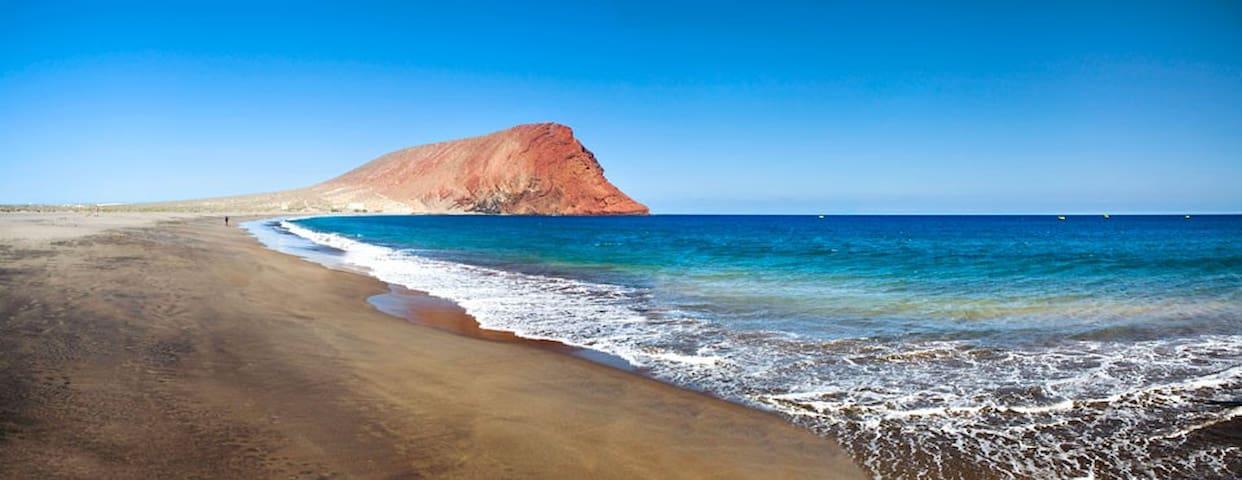 Apartamento a dos pasos del mar - Santa Cruz de Tenerife - Lakás