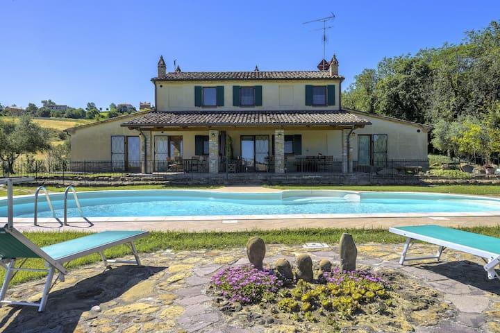 Villa Rodi - Barchi - Dům