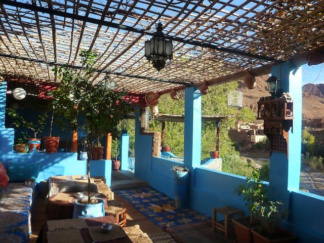 Restaurant maison d'hôte Riad Todra