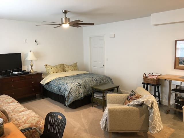 Penelope's Palace Near Uptown Charlotte - Charlotte - Appartement