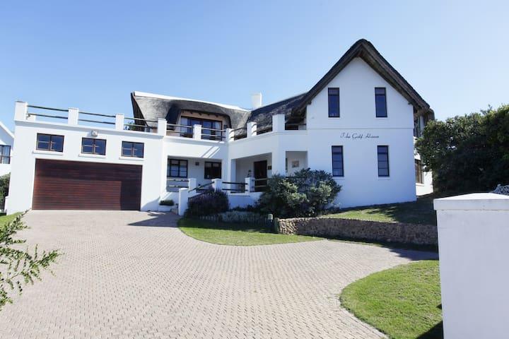 The Golf House on Sea