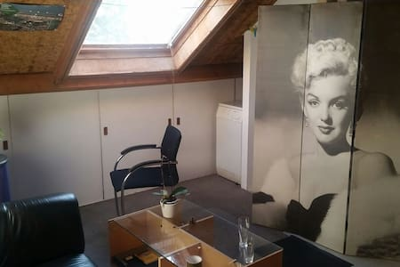 Independent Studio Loft,11min from AmsterdamCenter - Diemen