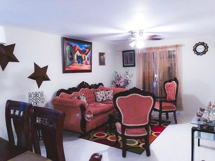 Apartamento Amueblado en Santo Domingo