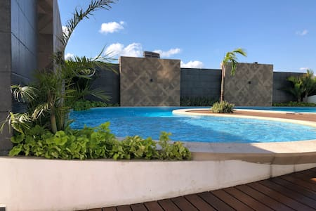 New Apartment with View Av. Cristo Redentor