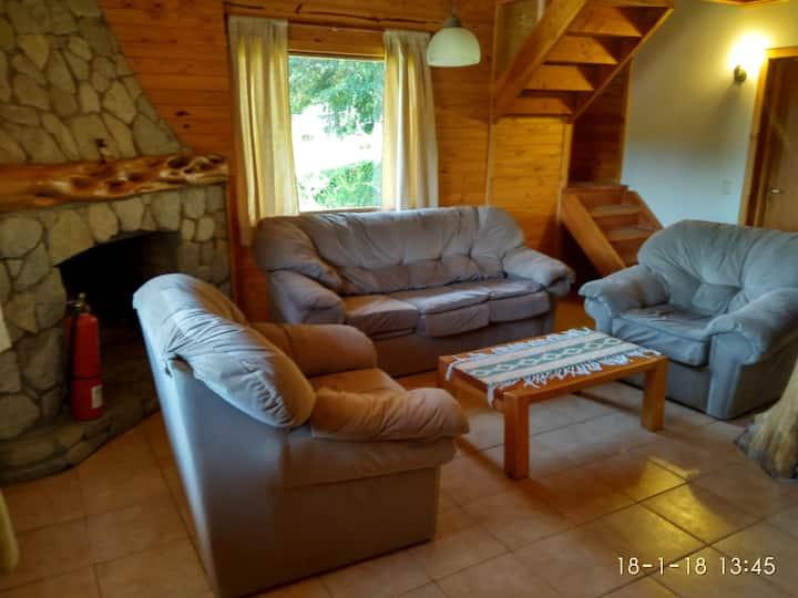 Cabaña ideal para descansar