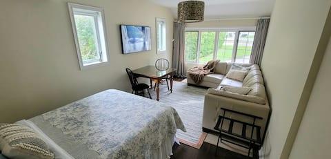 ¡Apartamento hermoso del estudio del estanque del molino!