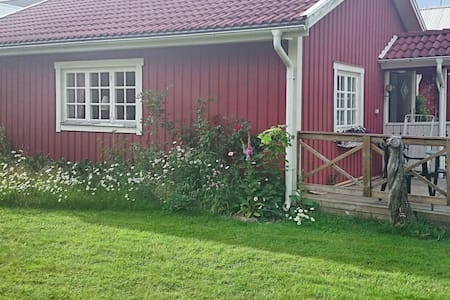 4 person holiday home in HJÄLTEVAD