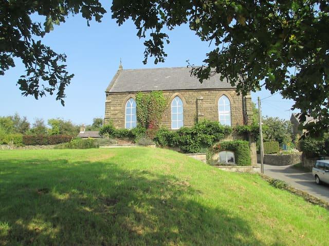 Chapel Croft in pretty Chatsworth village