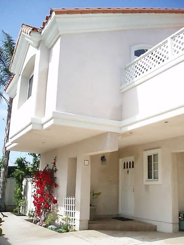 Beach Townhouse Rental