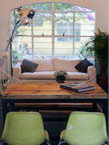 cozy and beautiful home in the best neighboorhood - Ciudad de México - House