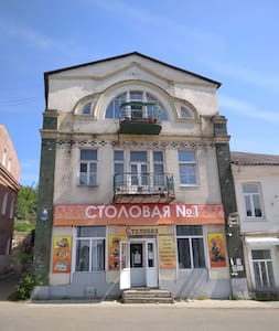 На Тверецкой набережной