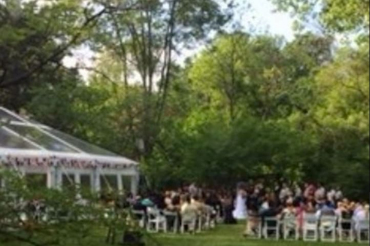 1.2acre idyllic wedding/business retreat day event - Oak Brook - Holiday home
