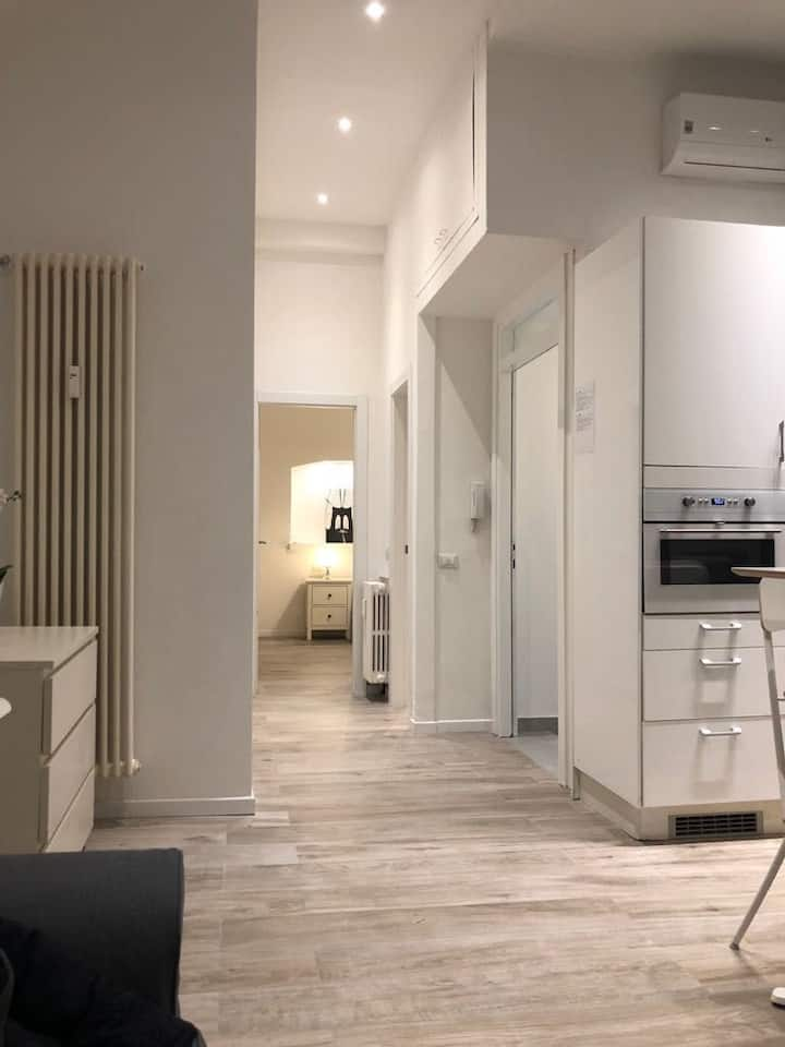 The Villa – Indipendent living space - city center
