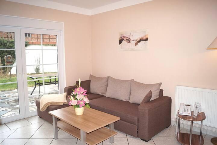 Urlaubszeit für Familien - Apartment mit WLan