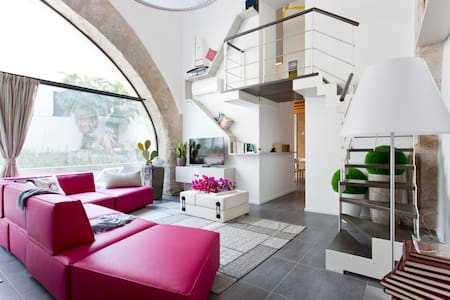 Luxury ''Gattopardo'' Loft by LAGO Design - Palermo