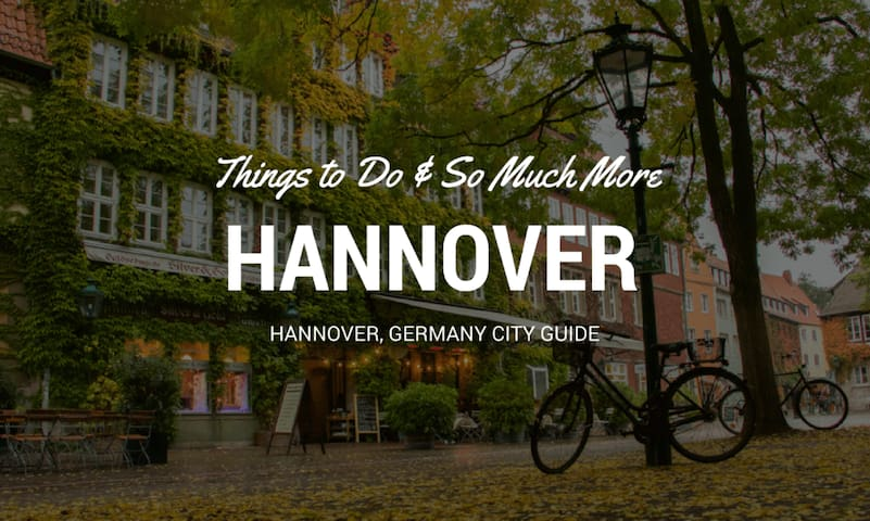 Guidebook Hannover