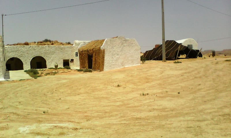 Dar 3aycha - Tataouine - Guesthouse