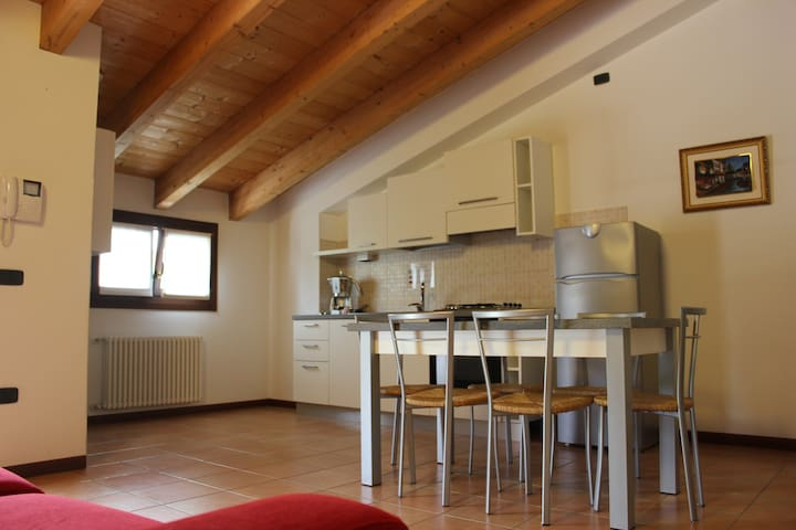Apartments Le Zagare - Trilocale Viola