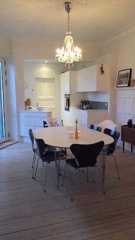 Cozy apartment in the heart of Aarhus - Aarhus - Apartment