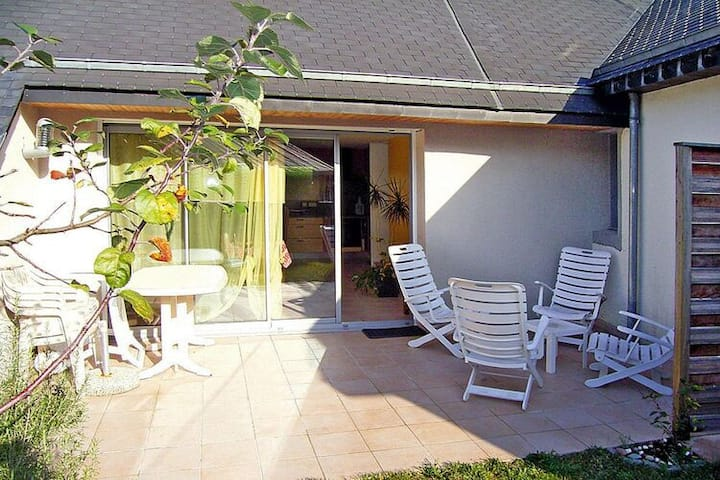 4 star holiday home in St. Martin-de-Bréhal