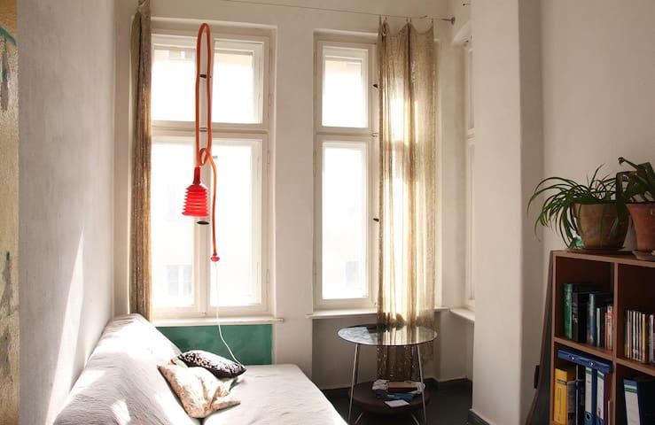 Sonniges Zimmer in Neukölln - Berlim