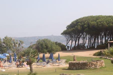 Residence Capo d'Orso Marina - パラウ