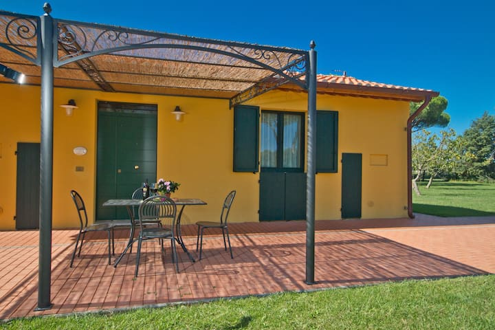 Fattoria di Tirrenia - One bedroom cottage