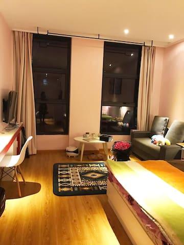 独享超精装的酒店式公寓,你和我的秘密基地 - Hangzhou Shi - Apartment