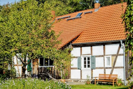 Das Alte Köhlerhaus - mit Sauna - ganzes Haus - Temmen-Ringenwalde